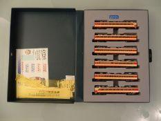 MODEL RAILWAYS - N GAUGE - A Japanese Outline Kato