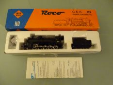 MODEL RAILWAYS - HO GAUGE - A Roco 04111A Swiss Ou
