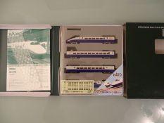 MODEL RAILWAYS - N GAUGE - A Kato Japanese Outline