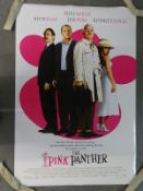 JOB LOT X 14 US One Sheets; to include THE PINK PANTHER (2006), GARFIELD 2 (2006), THE CROCODILE