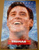 """THE TRUMAN SHOW (1998) - UK One Sheet Film Poster (27"""" x 40"""" – 68.5 x 101.5 cm) – Rolled – Very"""
