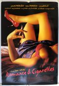 US ONE SHEET LOT x 5 - SHADOWS & FOG (1992 - Rolled), ROMANCE & CIGARETTES (2005 - Rolled),