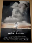 """SAVING PRIVATE RYAN (1998) - UK One Sheet Film Poster (27"""" x 40"""" – 68.5 x 101.5 cm) - Rolled, Very"""