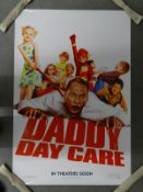 JOB LOT OF 20 US One Sheets; to include DADDY DAY CARE (2003), I SPY (2002) and AGENT CODY BANKS (