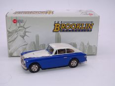 BROOKLIN MODELS 1:43 SCALE HAND BUILT WHITE METAL:
