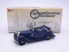 LANSDOWNE MODELS 1:43 SCALE HAND BUILT WHITE METAL