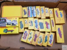 QUANTITY OF ATLAS EDITIONS REPRODUCTION DINKY TOYS - All in original boxes, together with