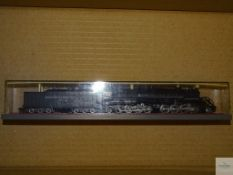 N GAUGE - A ROWA AMERICAN OUTLINE 2-8-8-2 ARTICULATED PENNSYLVANIA STEAM LOCO - VG in G box