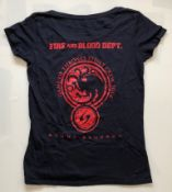 GAME OF THRONES - 2014 - STUNT CREW (LADIES) M unused/unworn - only removed from packaging for