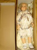"A HILDEGARD GÜNZEL - 6515 Artist Doll 24"" as lotted - unboxed"
