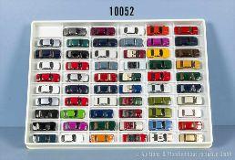 Konv. 59 Herpa H0 Modellfahrzeuge, Pkw, Sportwagen und Cabriolets, sehr guter bis neuwertiger