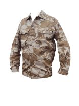 Lot 44 - PACK OF 10 - DESERT SHIRTS - USED - MIX OF SIZES