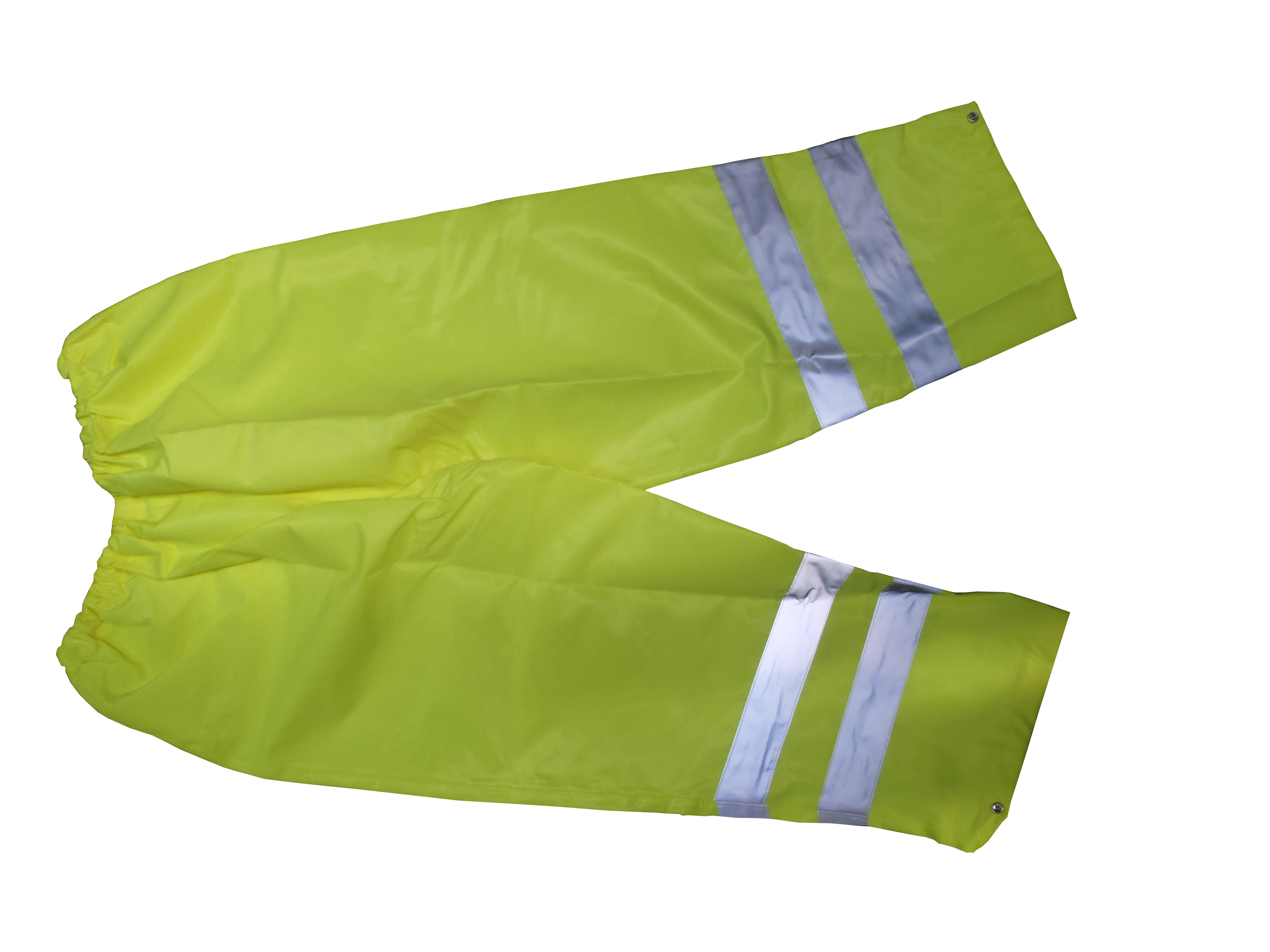 Lot 52 - PACK OF 5 - HI-VIS OVER TROUSERS - NEW
