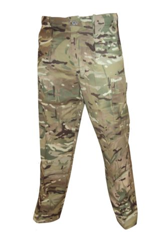 Lot 23 - PACK OF 10 - MTP TROUSERS + PACK OF 10 - MTP S.W T-SHIRTS - GRADE 1 USED - MIXED SIZES