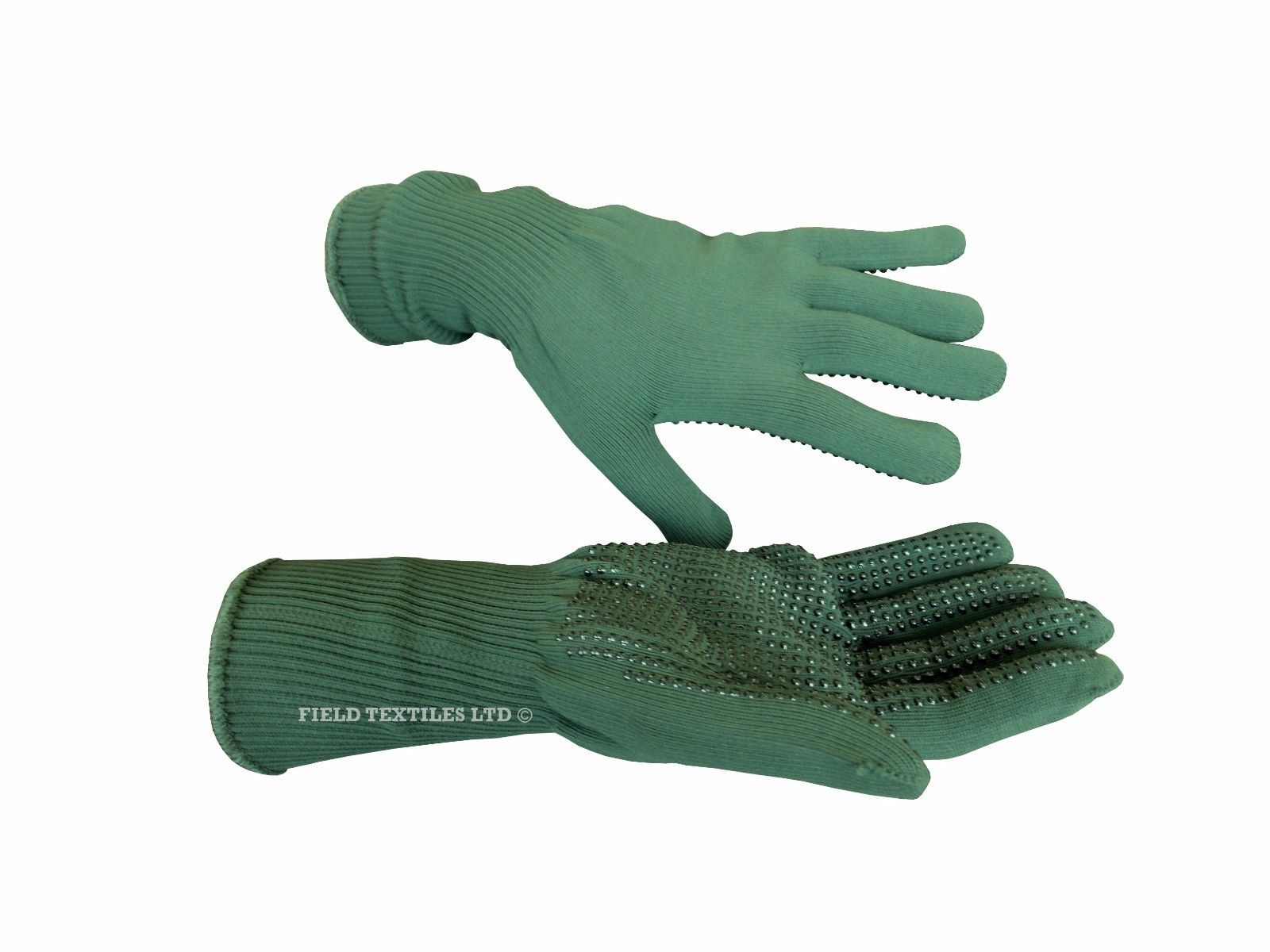 Lot 17 - PACK OF 20 - CONTACT GLOVES SIZE 9 - NEW