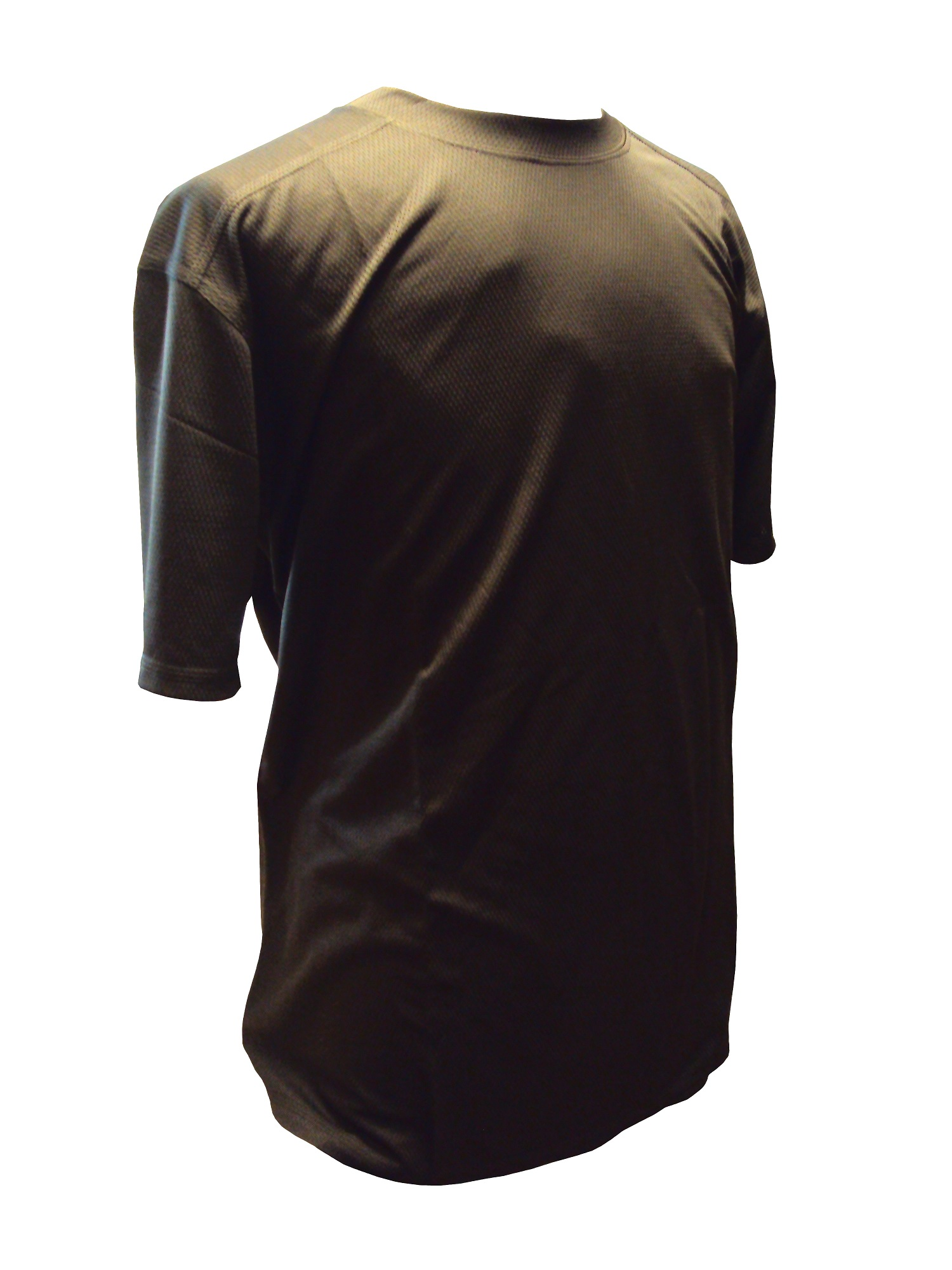 Lot 10 - PACK OF 10 - SELF WICKING BROWN SHIRTS - GRADE 1