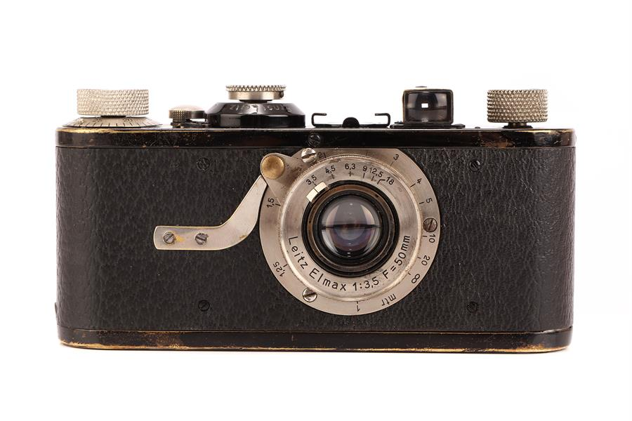 A Leica Model Ia Elmax Camera, - Image 4 of 8