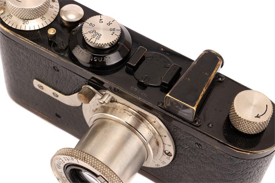 A Leica Model Ia Elmax Camera, - Image 2 of 8