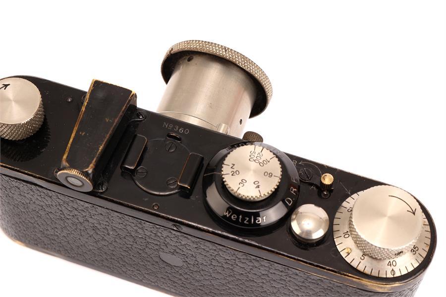 A Leica Model Ia Elmax Camera, - Image 3 of 8