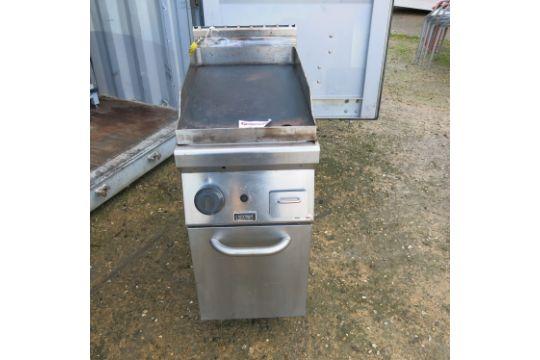Emmepi Grandi Cucine Floor Standing Gas Hotplate/Griddle, Model ...