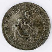 Römerin ihren Vater ernährend Turmthaler, 1626 Durchmesser 4,4 cm Roman feeding her father,