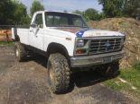 Lot 144 - 1986 F150 FWD truck