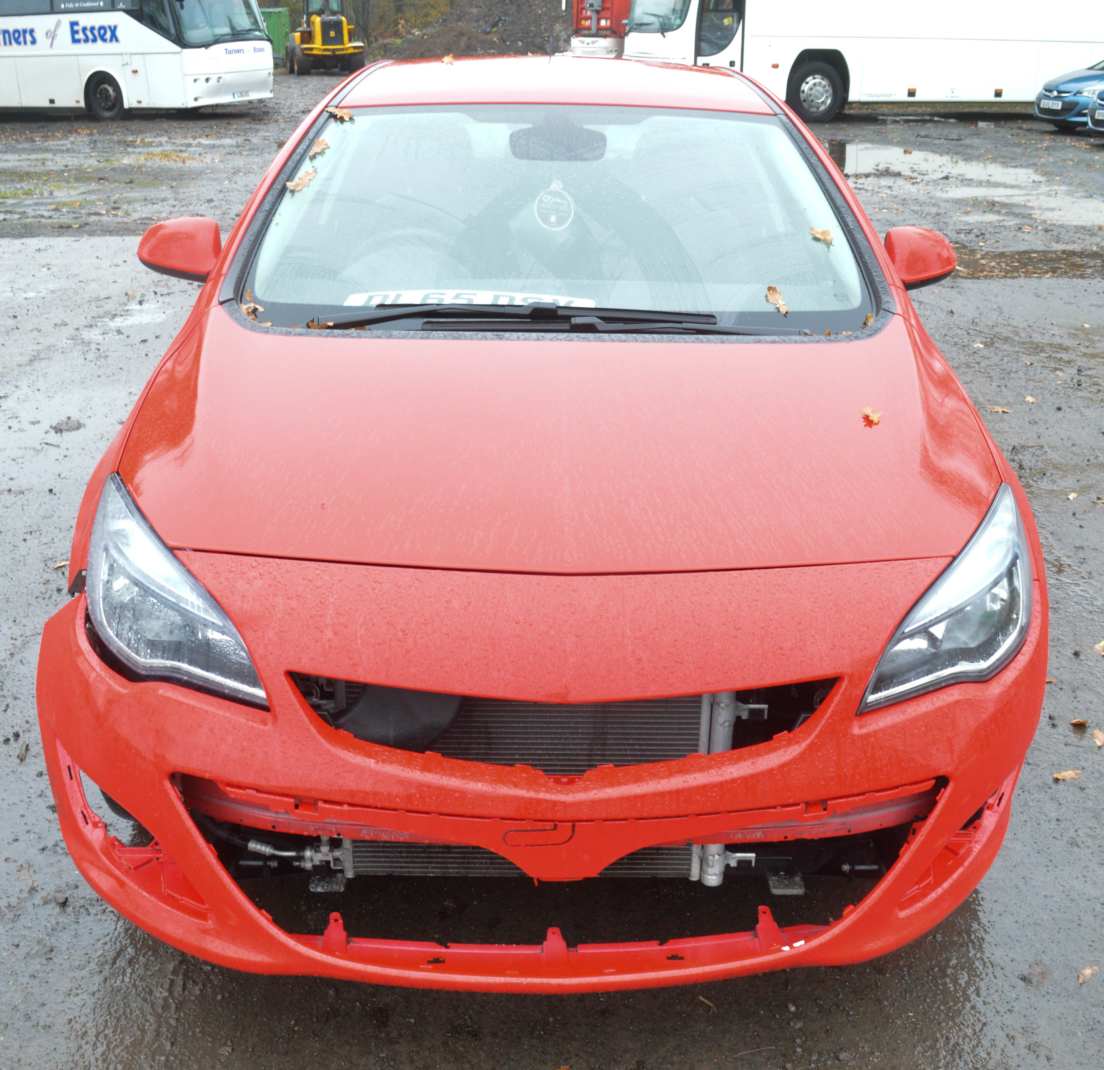 Vauxhall Astra 1.6i VVT 16v Elite 5 Door Hatchback Car