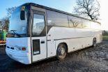 Lot 7 - DAF Ikarus 70 seat luxury coach Registration Number: YJ51 EKK Date of Registration: 26/09/2001 MOT