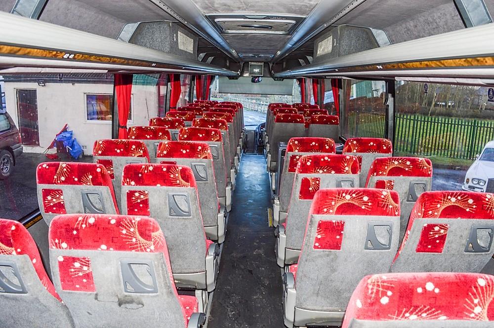Lot 12 - Volvo Jonckheere 51 seat luxury coach Registration Number: SOE 335 Date of Registration: 21/01/