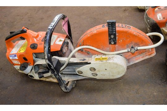 afbe2544056 Stihl TS400 petrol driven cut off saw    Parts missing    02278328
