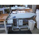 Semi-Automatic Shirt Folding Station. Veit 3600 Semi-Automatic Shirt Folding Station with