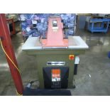 Swing Arm Clicker Press. Manufacturers Supplies Co. Atom SE 17 Swing Arm Clicker Press. SN#