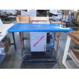Iron Press Board. Vaporpress 522000002 Iron Press Board with Pacific Steam model PSE-5E Iron. SN#