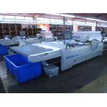 CNC Cutting Machine. Gerber GerberCutter GTxL CNC Cutting Machine, Low-ply Conveyorized System