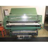 Tie Seaming Machine. Liba Type 16 Tie Seaming Machine, 3 seconds per Tie. HIT# 2174232. Front