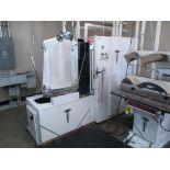 Steam Shirt Press. Hoffman/New Yorker SBC-BV Finishing Steam Cabinet Body Press for Shirts, Yr