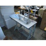 Computerized Sewing Machine. Juki DDL-8700-7 Industrial Straight Stitch Sewing Machine Mfg#