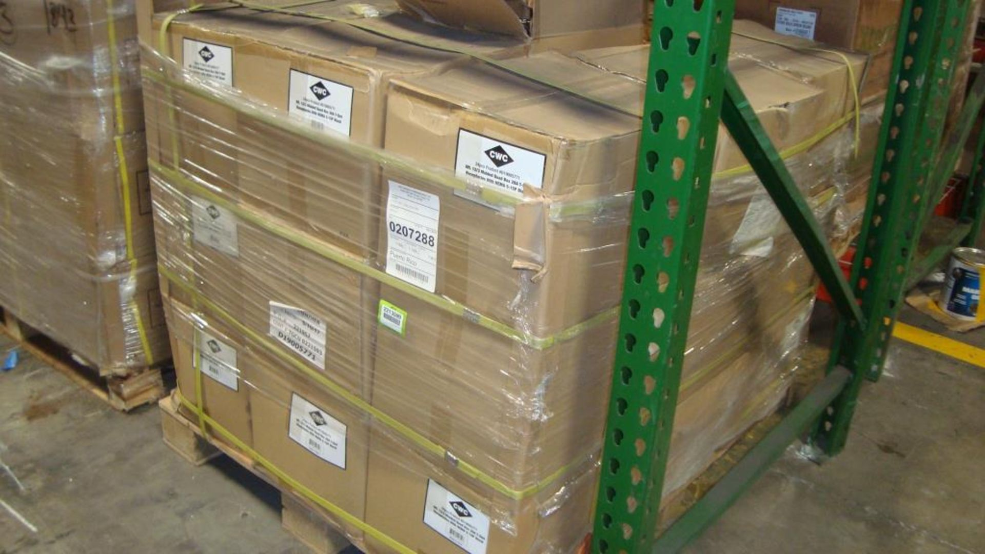 Extension Cords. Lot: 648 Total (27 Boxes - 24 ea.) Century Wire & Cable pn# D19005771 6ft Heavy - Image 8 of 9