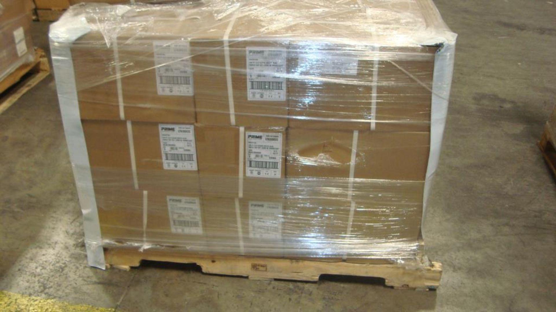 Extension Cords. Lot: 90 Total (30 Boxes - 3 ea.) Prime Wire & Cable pn# LT630835 Arctic Blue 100 - Image 8 of 9