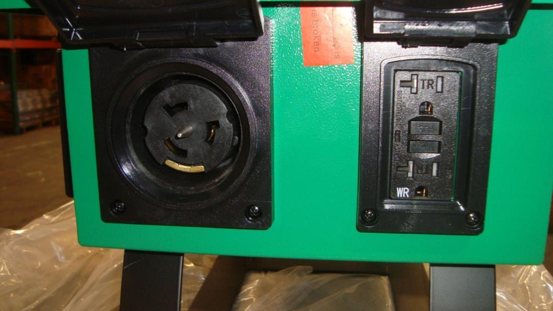 Power Distribution Center. Lot: (1 skid/24 per skid) Power Tech Model D18511000GN Indoor- Outdoor - Image 6 of 13