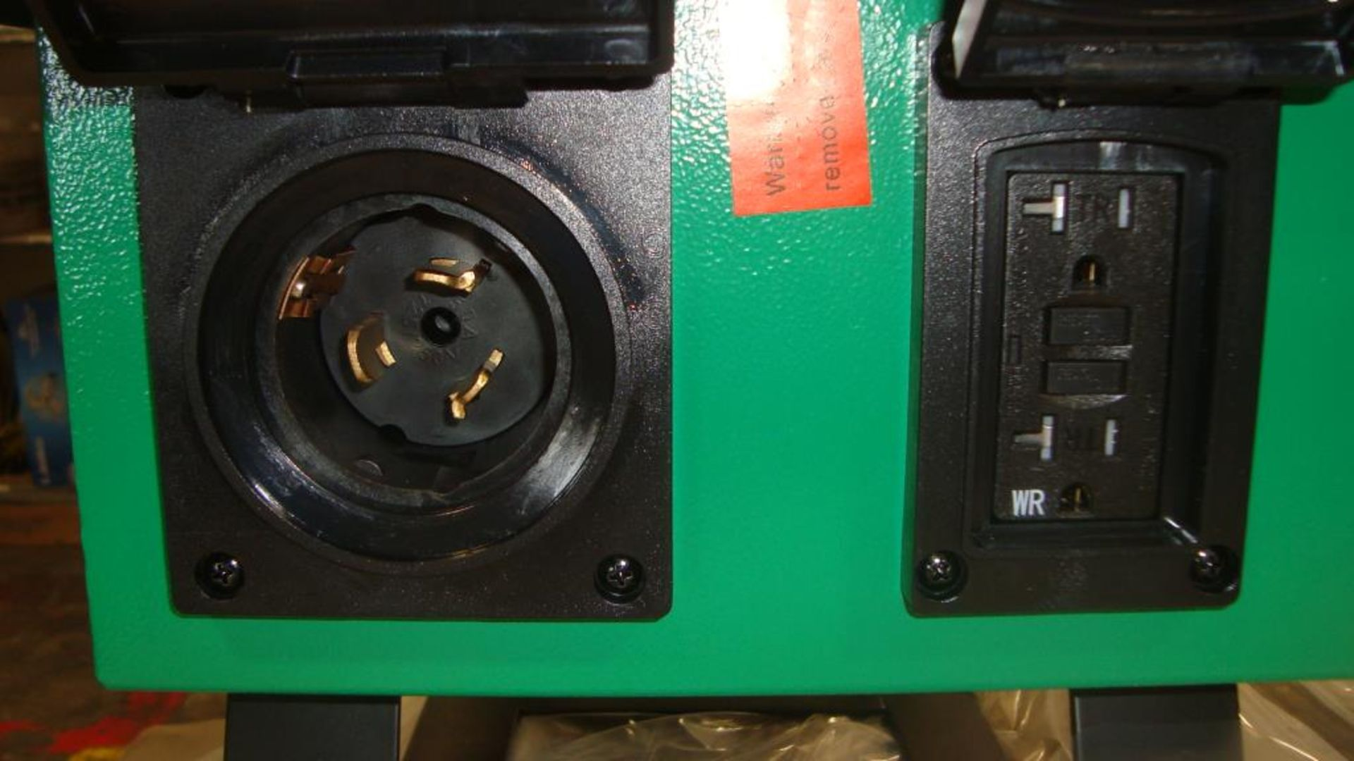 Power Distribution Center. Lot: (1 skid/24 per skid) Power Tech Model D18511000GN Indoor- Outdoor - Image 10 of 13