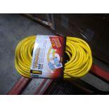 Extension Cords. Lot: 144 Total (48 Boxes- 3 ea.) Prime Wire & Cable pn# EC511835 Contractor Tough