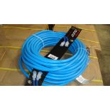 Extension Cords. Lot: 54 Total (18 Boxes-3 ea.) Century Wire & Cable pn# D11710100BL Pro-Star 100'