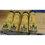 SAS Air sampler; hand held SAS Super air sampler, rechargeable battery. HIT# 2226562. Loc: 710.