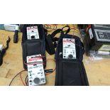 Altek 334A 4353E Calibrator; Lot: (2) 334A loop calibrator (1) Transcat 4353E HIT# 2226556. Loc: