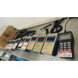 Wahl 392HP Prober; Lot: (9)Wahl digital heat -Prober thermometer, Platinum RTD, range -180 to 788