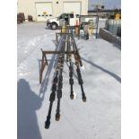 "Weatherford Rod Pumps. Lot: Qty (4) 2-1/2"" X 1-3/4"" X 30' Rod Pumps. EOG Stock #200254. Asset"