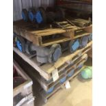 """2 1/16"""" Check Valves. Lot: Qty (36) 2 1/16"""" 5K RTJ Flanged Choke. EOG Stock #70166. Asset Located"""