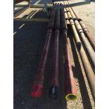 "Multi-Lift Sand Guards. Lot: Qty (3) Multi-Lift Sand Guards - 2 7/8"" x 5 3/8"" OD. EOG Stock #"