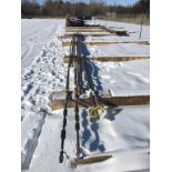 """Weatherford Rod Pumps. Lot: Qty (4) 2"""" X 1-1/2"""" X 26' Rod Pumps. EOG Stock #200352. Asset Located in"""